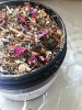 "Organic ""New Mom-a-Mazing "" Recuperating Bath Blend."