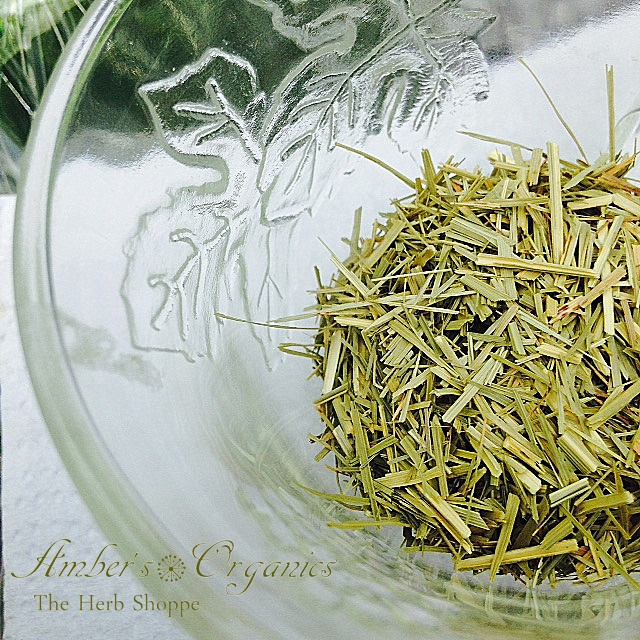 "Organic  "" Looking Good"" Lemongrass  Restorative Wellness Tea Blend."