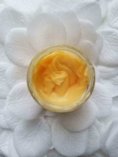 New! Chic Vegan CoQ10, Astaxanthin + Seabuckthorn Berry Golden Cream Skin Melt