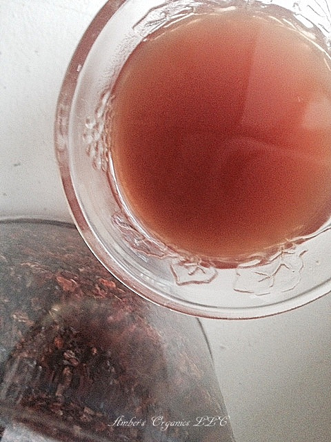 Organic Rosehip Remedy - Wellness Tisane. Healthy For Children Too!