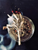 Organic Smudging/Incense Herbal Energize/ Cleanse/ Purify Blend.