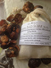 Organic ECO Friendly Safe Detergent Soap Nuts in Muslin Bag. Biodegradable