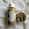 Organic Vegan Wild Earth Facial Scrub + French Green Clay + Rosehips with Fresh Almonds